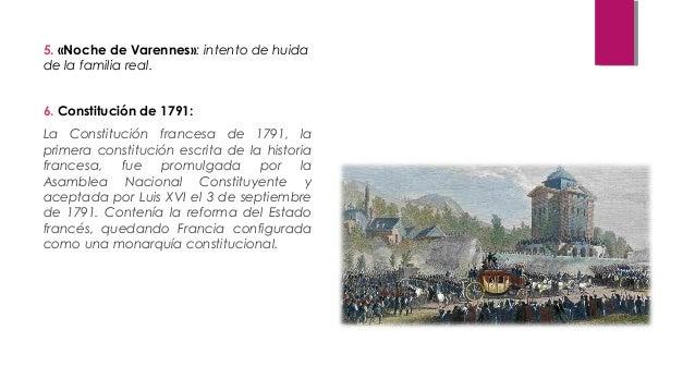 III. Asamblea Legislativa (octubre 1791 – septiembre 1792) La asamblea se constituyó con cientos de diputados, que pertene...