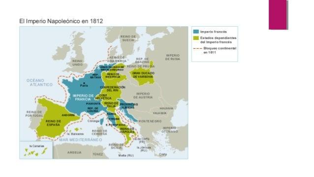 El Legado Napoléonico En el campo político-social y militar: Supuso  laextensiónde las formas revolucionarias,dellibe...