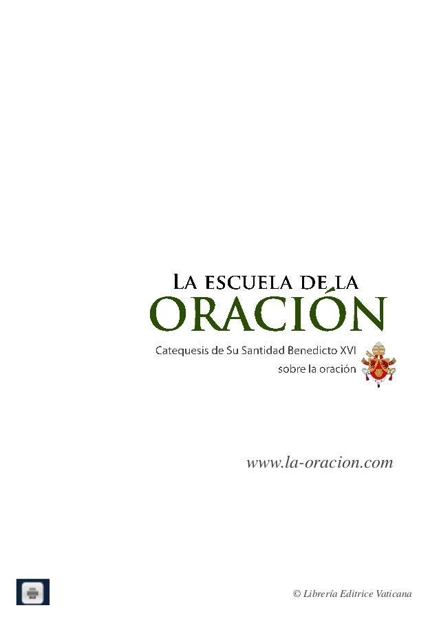 www.la-oracion.com     © Librería Editrice Vaticana