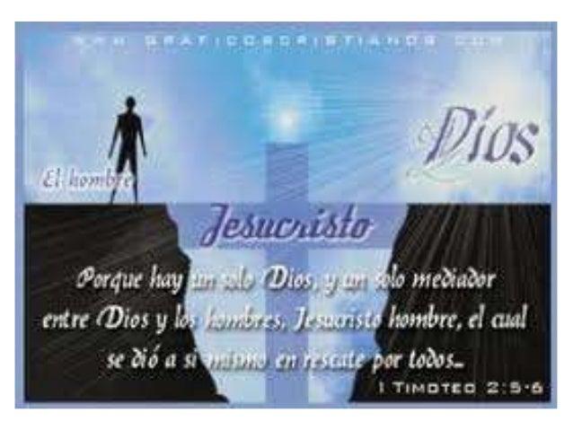 Resultado de imagen para Cristo es el único mediador entre Dios y los hombres