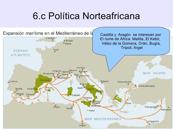La espa a de los reyes cat licos for La politica exterior de espana