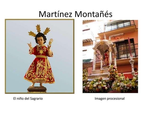 Martínez Montañés  El niño del Sagrario  Imagen procesional