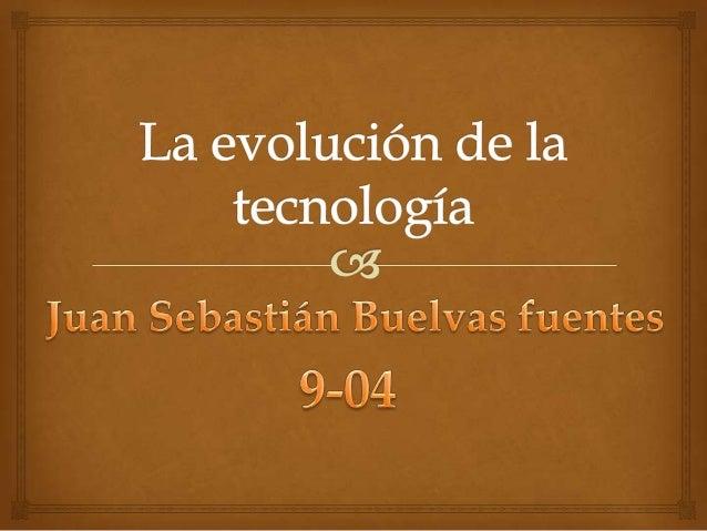  Evolución tecnológica es el nombre de una teoría de los estudios de ciencia, tecnología y sociedad para describir el de...
