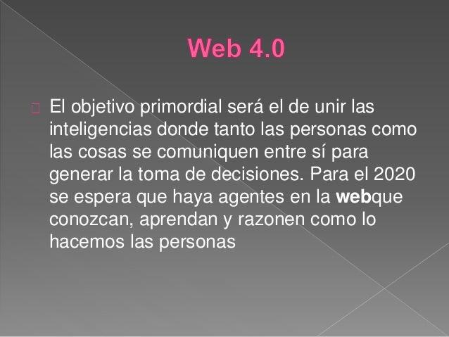 Añade a la Web Sintáctica la semántica que le falta para crear un entorno en donde podamos acceder a la información que ne...