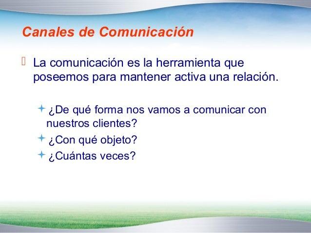 Nos comunicamos con nuestros clientes,  para que sigan siendo nuestros clientes…   Hacerles sentir que son importantes pa...