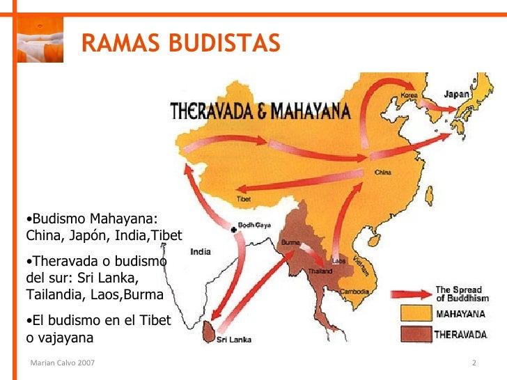 La ExpansióN Del Budismo Slide 2
