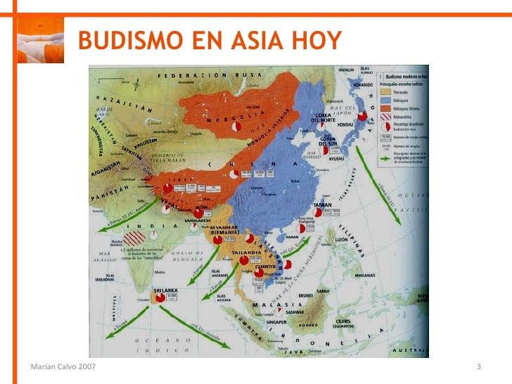 La ExpansióN Del Budismo Slide 3