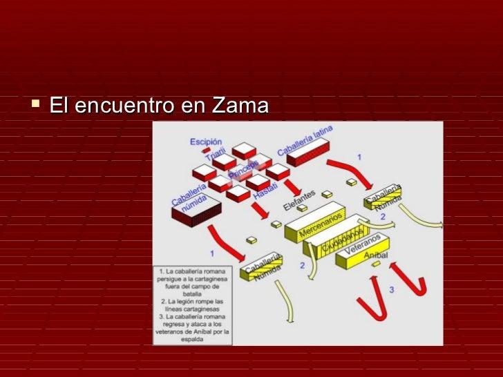  El encuentro en Zama