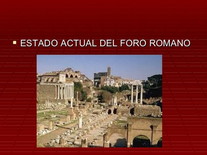 El espacio cultural romano Roma respetó las características  particulares de los pueblos sometidos,  pero logró una cohes...