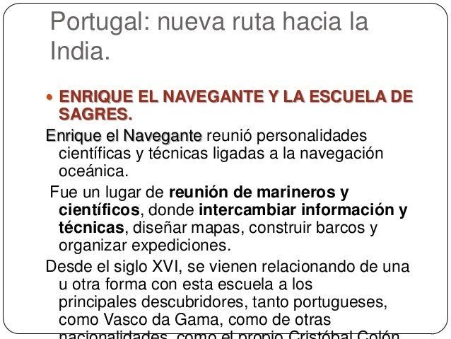 Tras los descubrimientos… Portugal intentó afianzarsu hegemoníacomercial instalandovarias factorías, quetenían como focop...