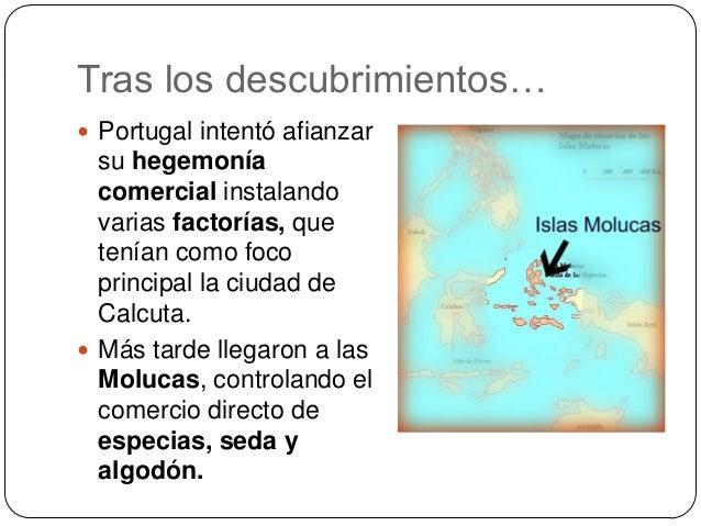 La expansión geográfica