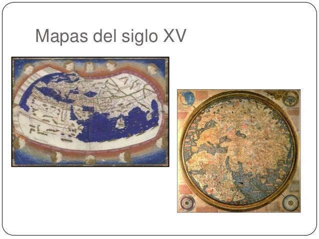 Mapas del siglo XV