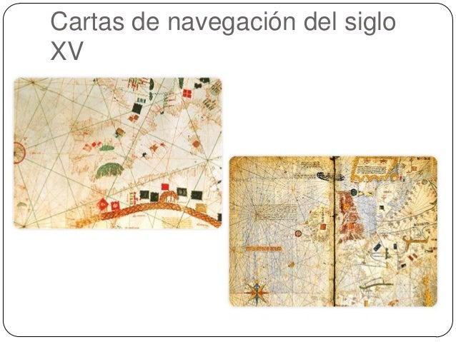 Cartas de navegación del sigloXV