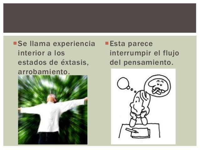 La experiencia interior  Slide 3