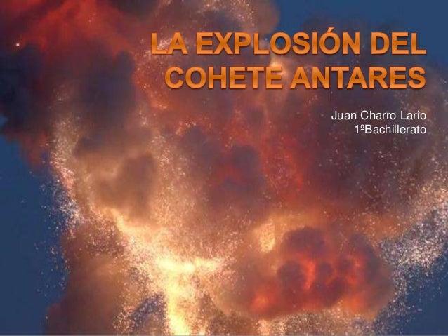 Juan Charro Lario  1ºBachillerato