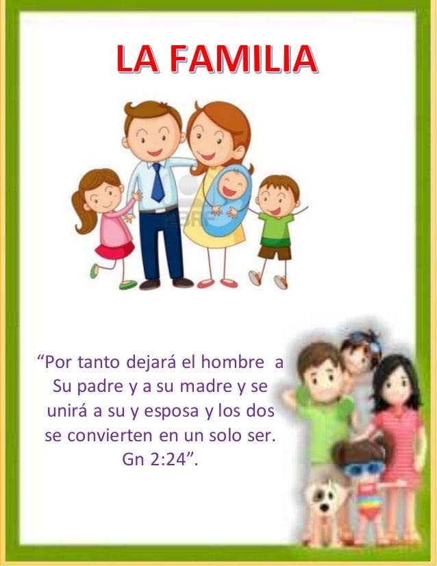 """""""Por tanto dejará el hombre a  Su padre y a su madre y se  unirá a su y esposa y los dos  se convierten en un solo ser.  G..."""