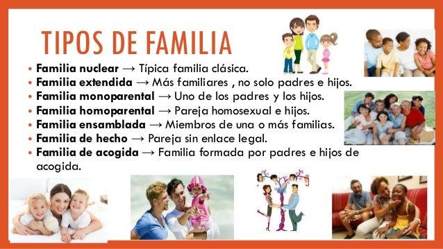 La familia pptx
