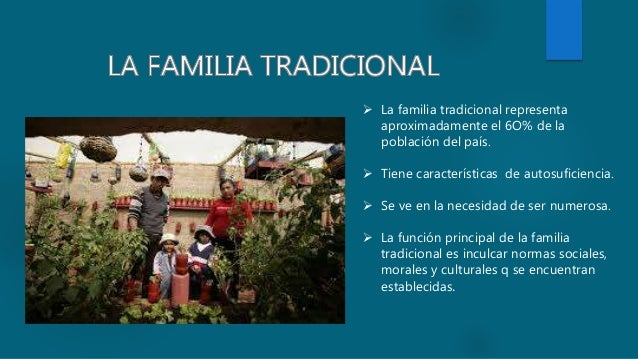 La Familia En Bolivia