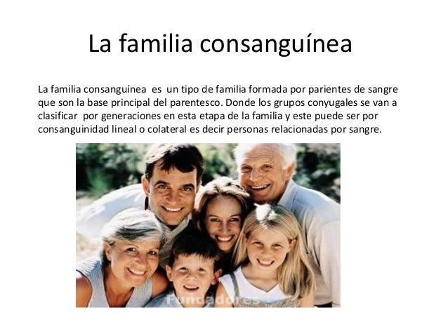 La Familia Consangu Nea
