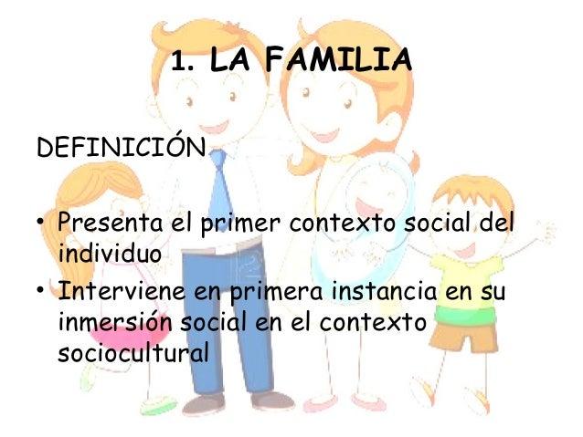 La familia  Slide 3