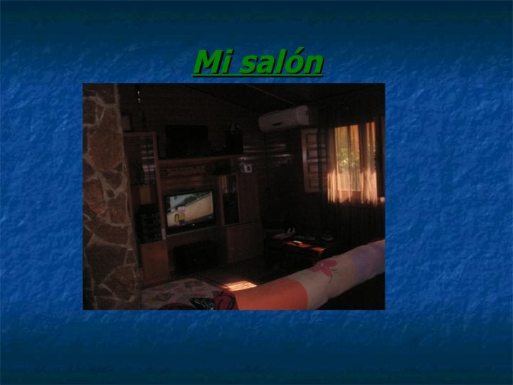 Mi salón