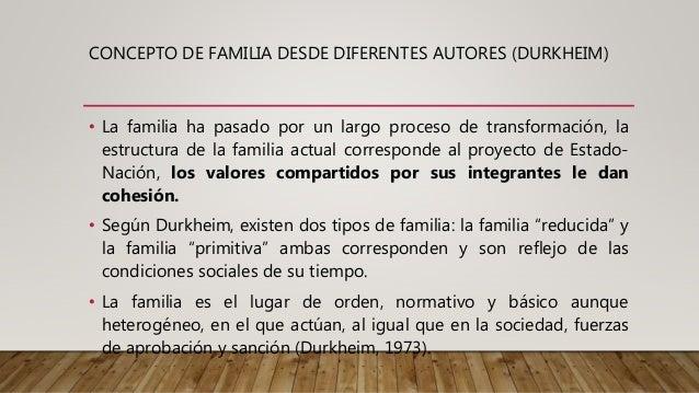 la familia desde diversos autores y enfoques los alumnos ForConcepto De Familia Pdf