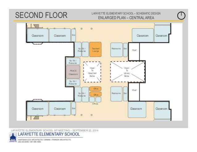 Elementary Classroom Floor Plan ~ Lafayette elementary school sit meeting presentation a