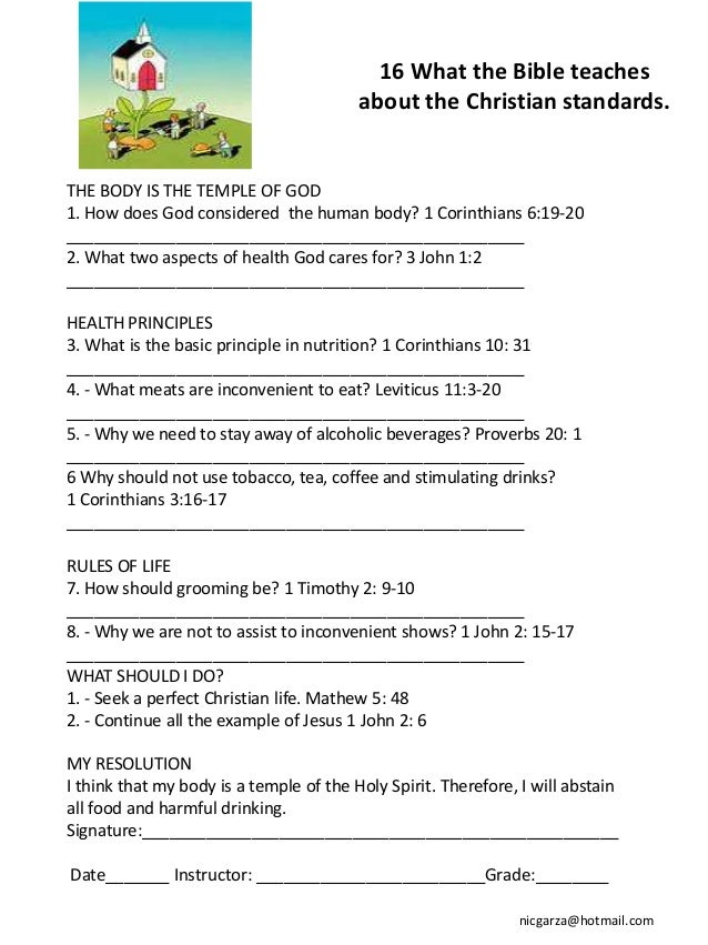 17 What the Bible                                             teaches about baptismTHE TRUE BAPTISM1. Who commanded to be ...