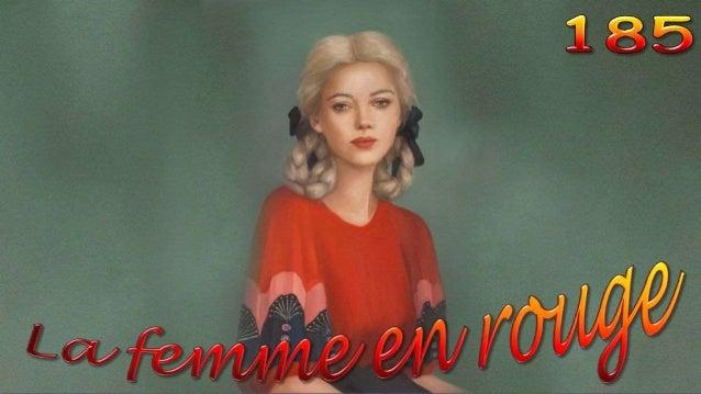 la femme en rouge185 1 638