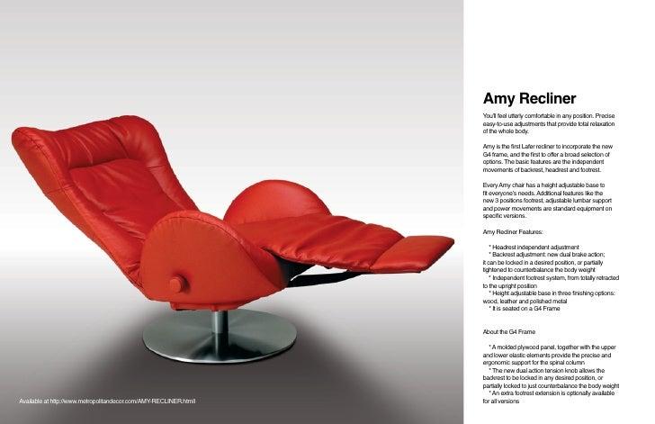 COM; 2. Amy Recliner ...  sc 1 st  SlideShare & Lafer Recliners - MetropolitanDecor.com islam-shia.org
