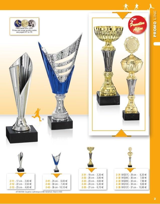 2 PROMOLINE PromotionPromotion AktionAktion 2-11 - 17 cm - 2,80 e 2-12 - 22 cm - 3,50 e 2-13 - 23 cm - 4,60 e 2-31 WG07C -...