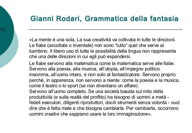 Fantasia grammatica gianni pdf della rodari