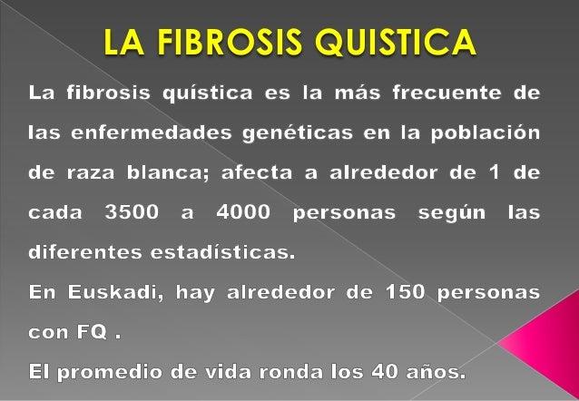 LA FIBROSIS QUISTICA