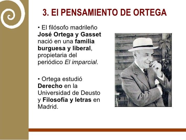 ORTEGA Y GASSET FILOSOFIA PDF