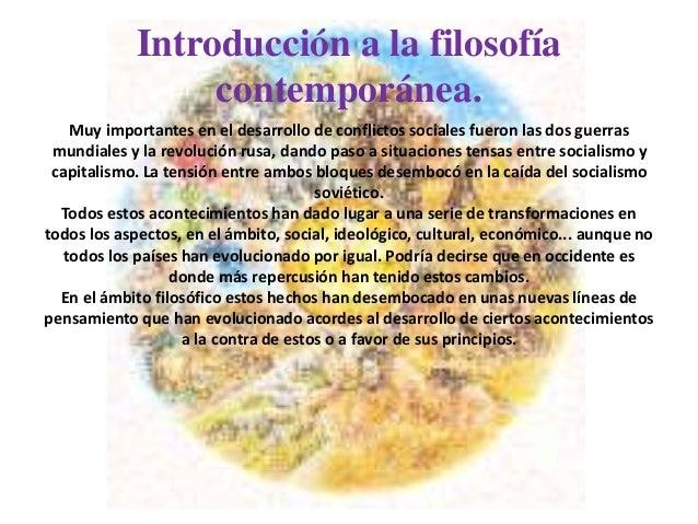 PRINCIPALES MOMENTOS Y AUTORES DE  LA FILOSOFÍA CONTEMPORÁNEA.  • Marx pretendía desvelar las leyes inherentes al desarrol...
