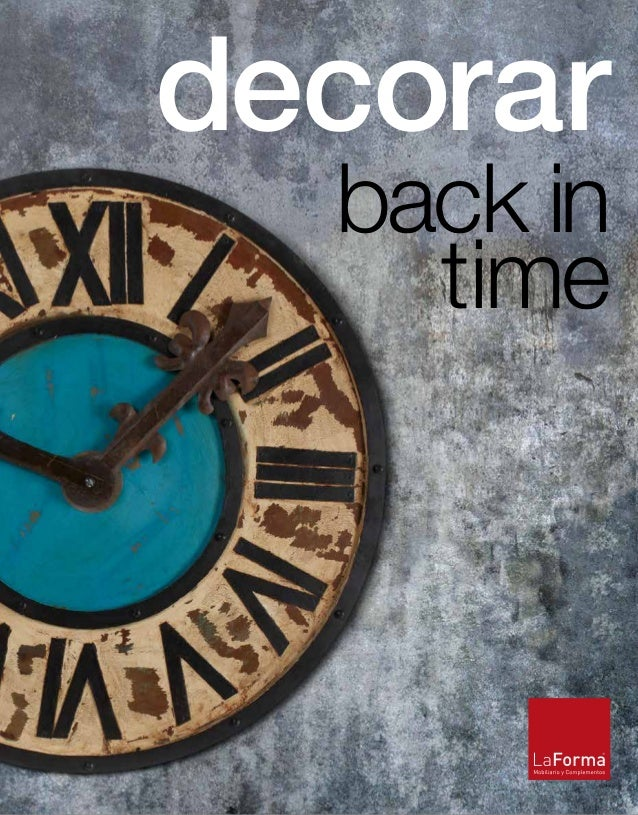 decorar  back in  time