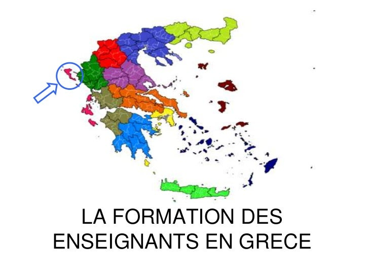 LA FORMATION DESENSEIGNANTS EN GRECE