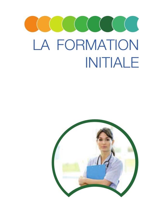 LA FORMATION INITIALE