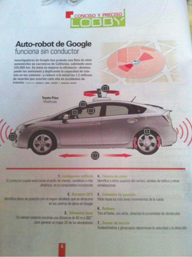 Auto-Robot de Google