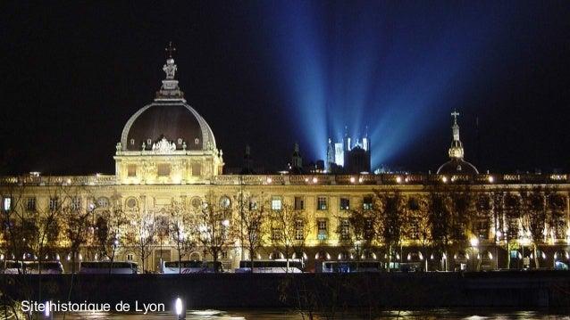 Site historique de Lyon
