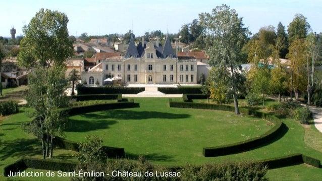 Juridiction de Saint-Émilion - Château de Lussac