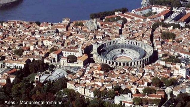 Arles - Monuments romains