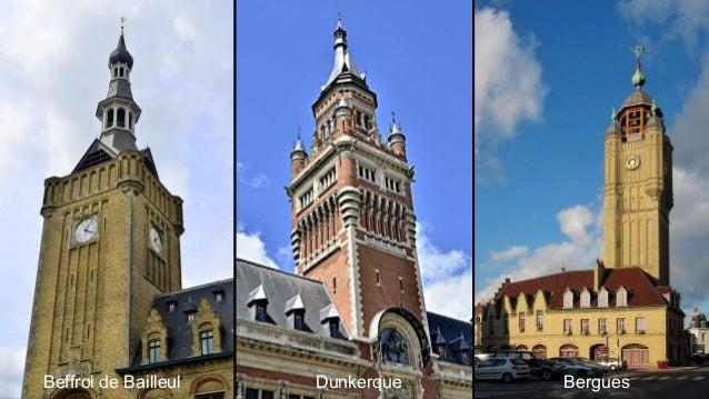 Beffroi de Bailleul Dunkerque Bergues