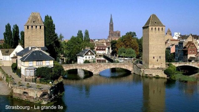 Strasbourg - La grande île