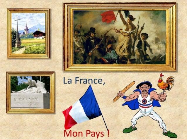 La france mon pays