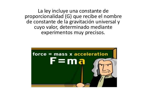 Para determinar la intensidad del campo  gravitatorio asociado a un cuerpo con un radio y  una masa determinados, se estab...
