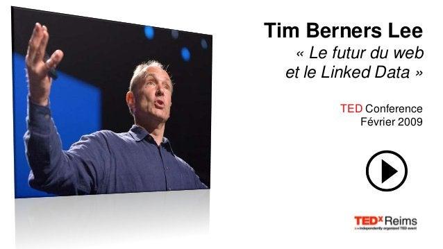 Vincent Perlerin « Regarde le ciel nous tomber sur la tête » TEDxReims Novembre 2013