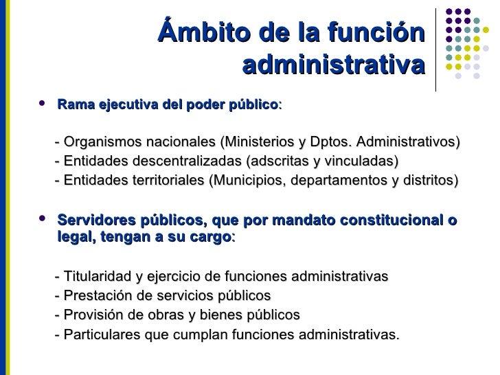 La funci n administrativa for Origen y definicion de oficina