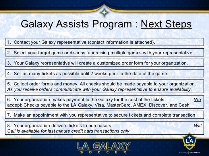 Galaxy Assists Program