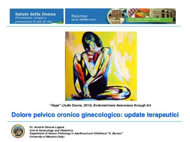 Il dolore pelvico cronico dal punto di vista dello psicologo ppt.